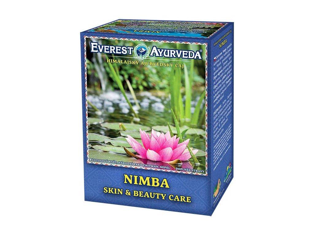 Everest Ayurveda himalájsky bylinný čaj NIMBA