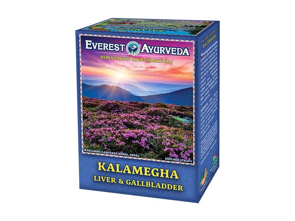 Everest Ayurveda himalájsky bylinný čaj KALAMEGHA