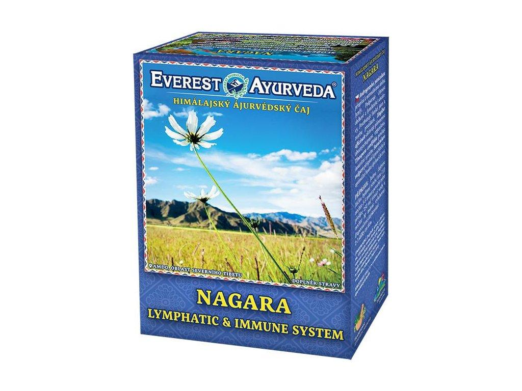Everest Ayurveda himalájsky bylinný čaj NAGARA