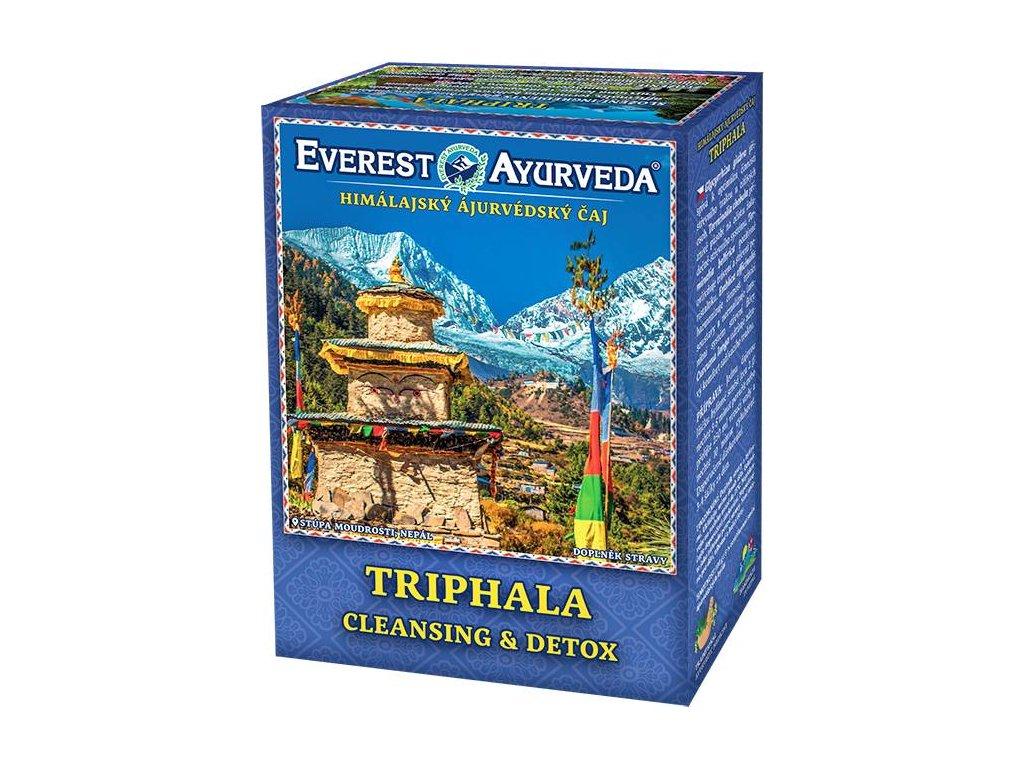 Everest Ayurveda himalájsky bylinný čaj Triphala