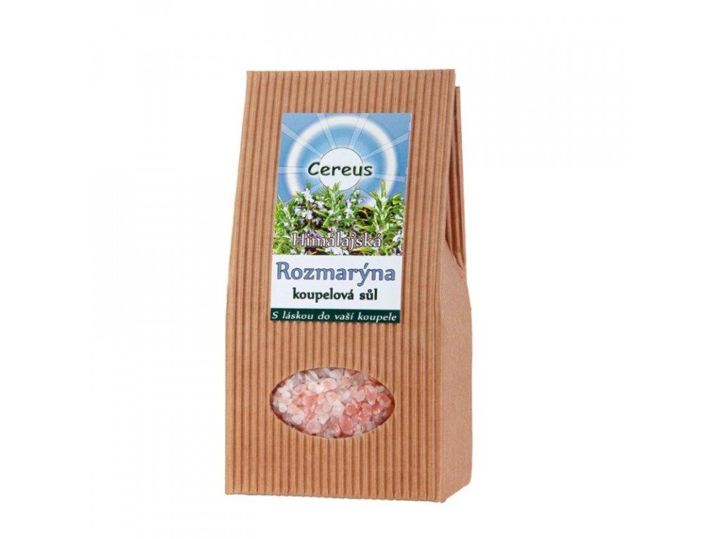 6306 cereus kúpeľová soľ rozmarín
