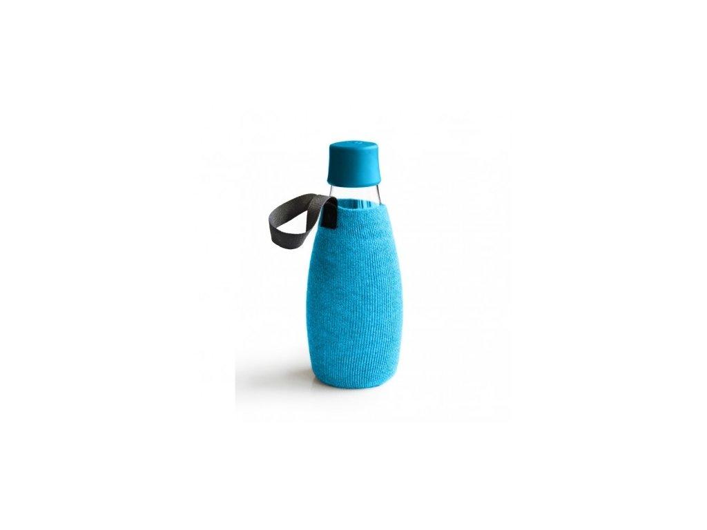 6381 cereus obal na fľašu retap azúrovo úpletu 0 5 l