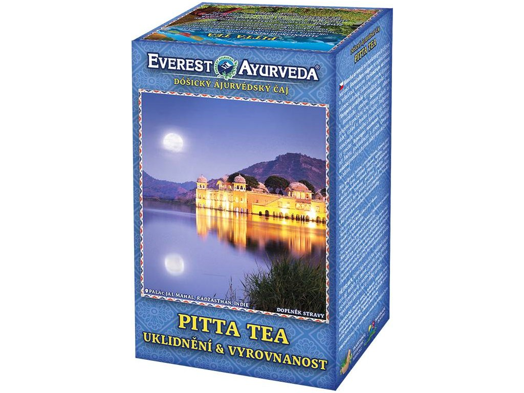Everest Ayurveda dóšický bylinný čaj PITTA