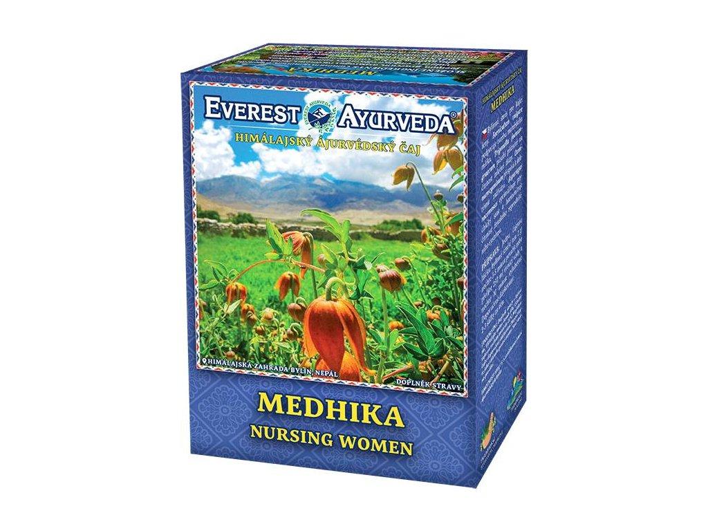 Everest Ayurveda himalájsky bylinný čaj MEDHIKA