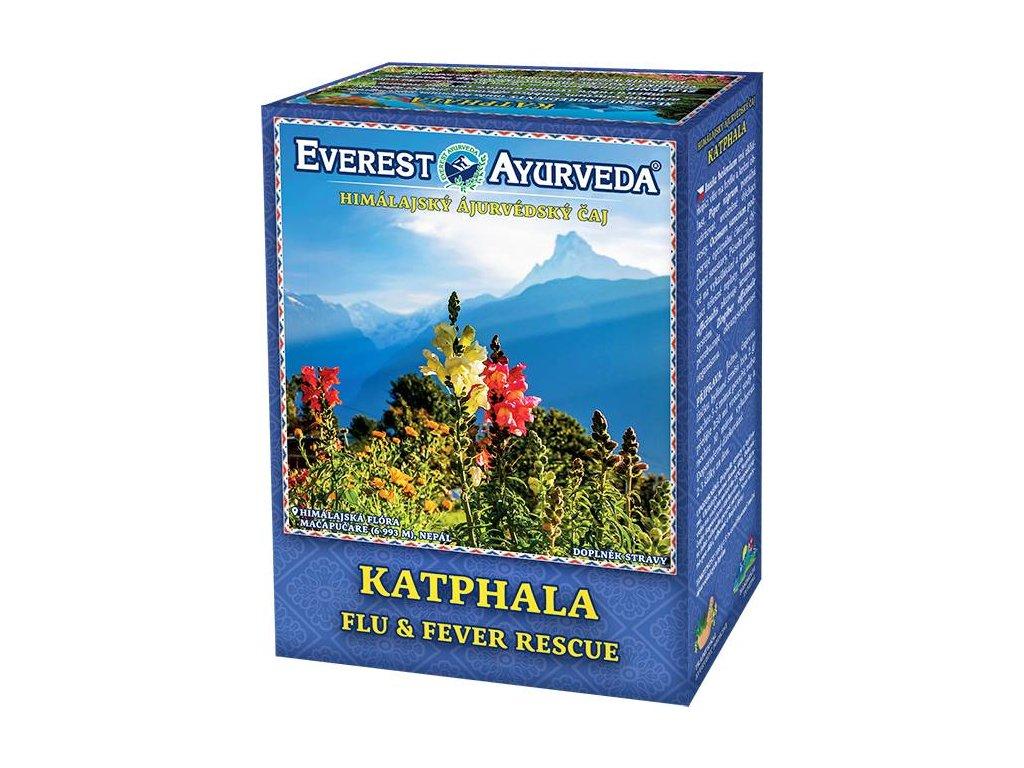Everest Ayurveda himalájsky bylinný čaj KATPHALA