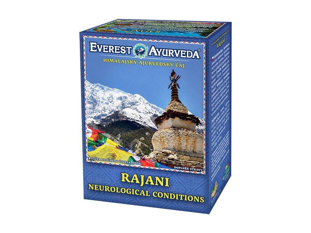 Everest Ayurveda himalájsky bylinný čaj RAJANI