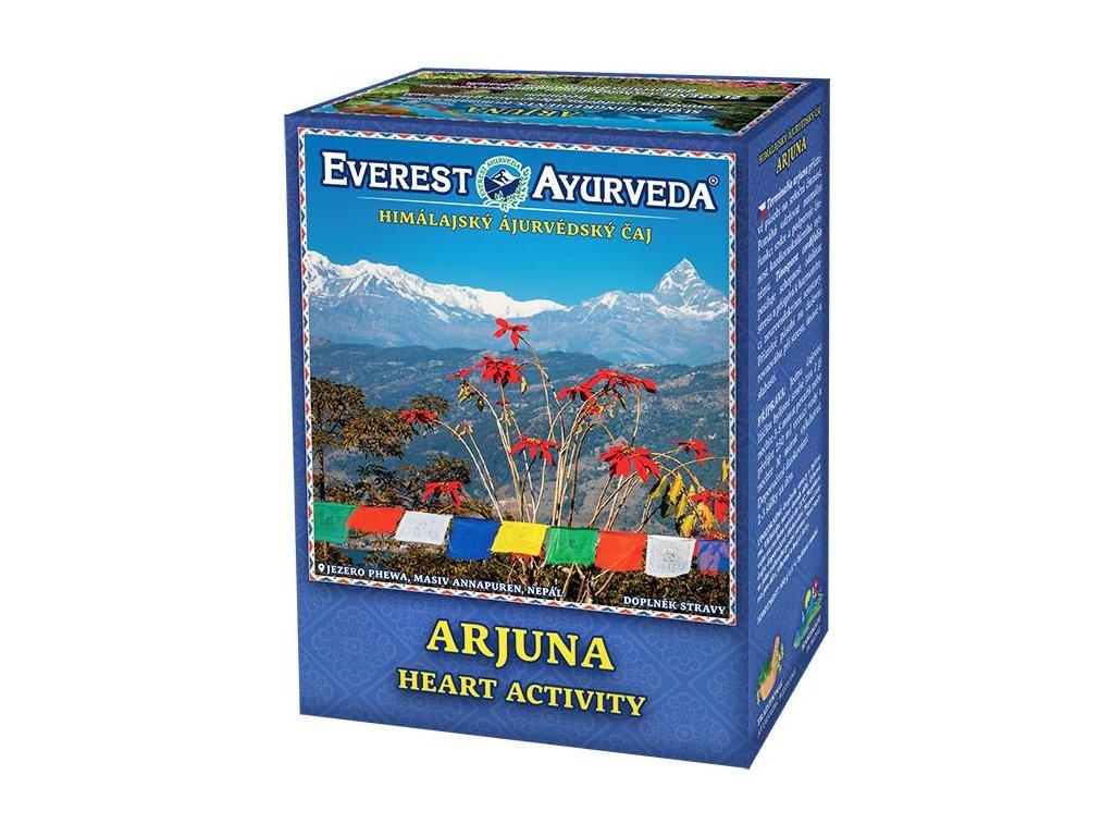 Everest Ayurveda himalájsky bylinný čaj ARJUNA