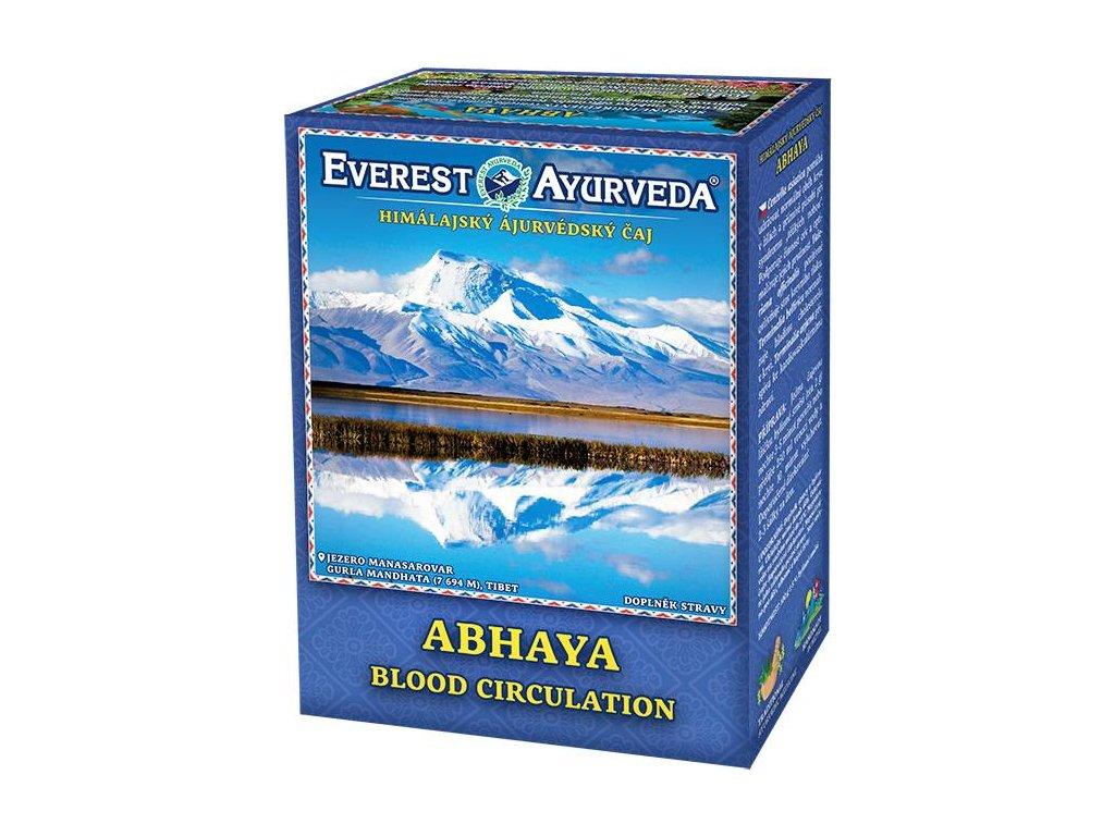 Everest Ayurveda himalájsky bylinný čaj ABHAYA
