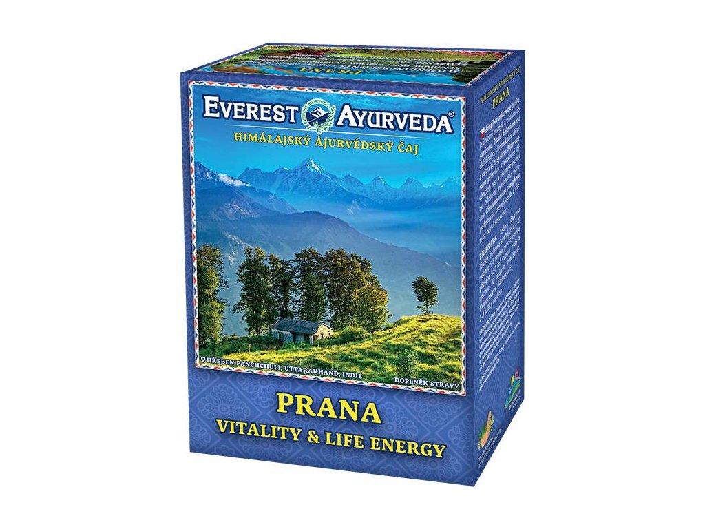 Everest Ayurveda himalajský bylinný čaj PRANA