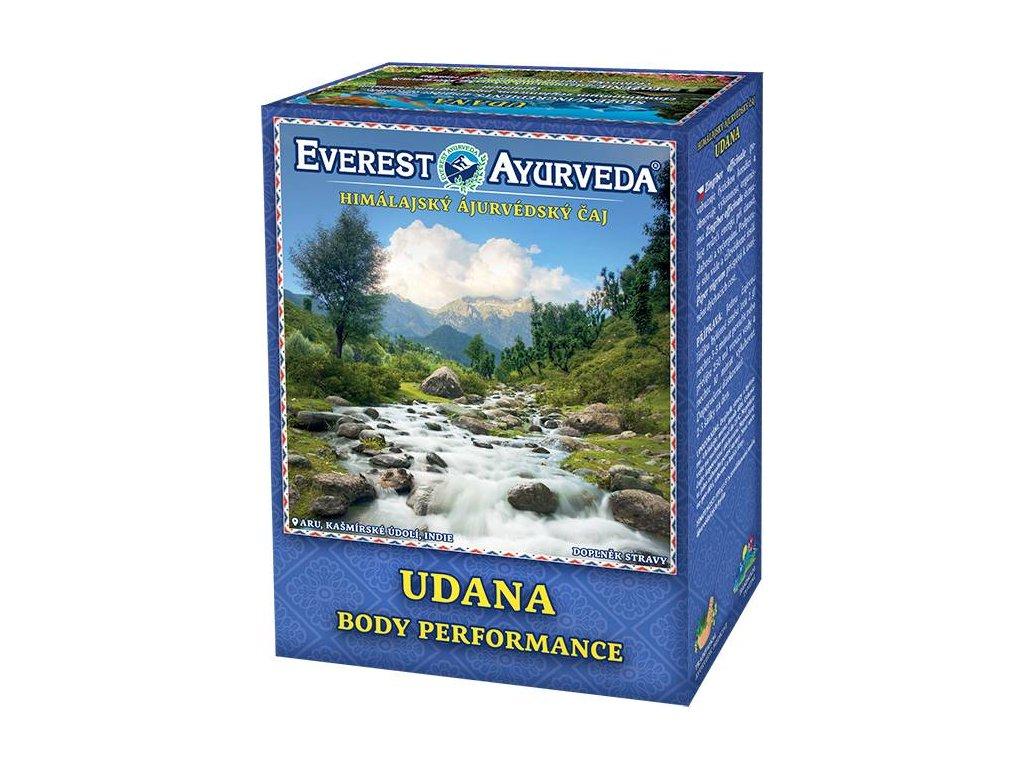 Everest Ayurveda himalájsky bylinný čaj UDANA