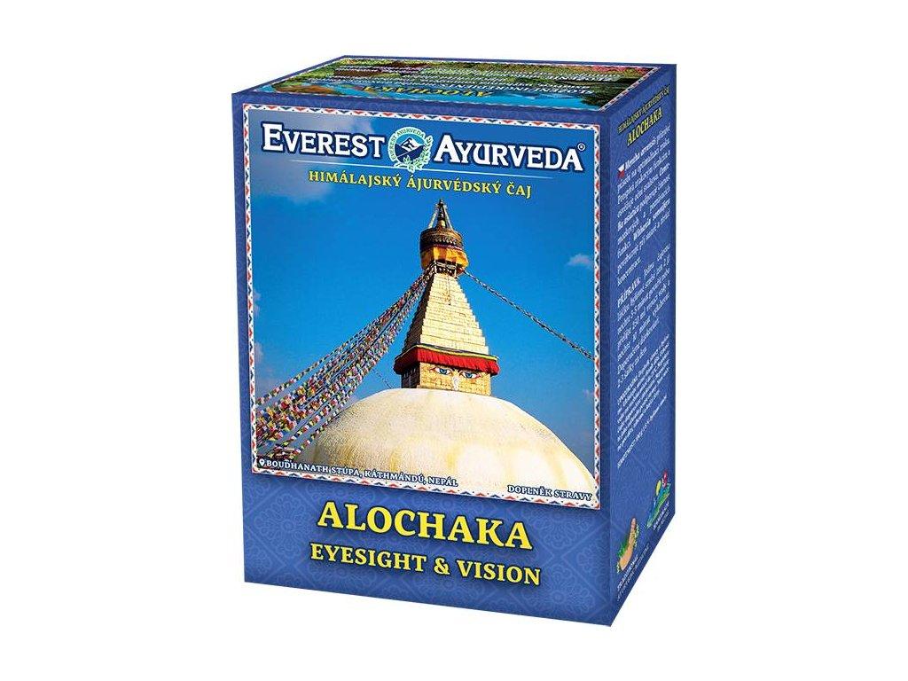 Everest Ayurveda himalájsky bylinný čaj ALOCHAKA