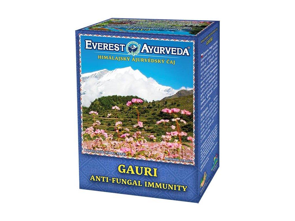 Everest Ayurveda himalájsky bylinný čaj GAURI
