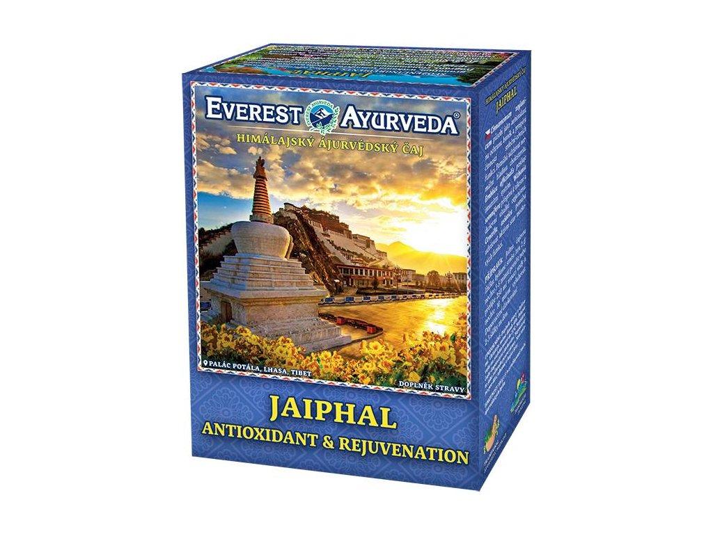 Everest Ayurveda himalájsky bylinný čaj JAIPHAL