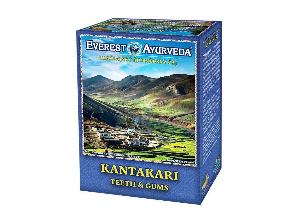 Everest Ayurveda himalájsky bylinný čaj KANTAKARI