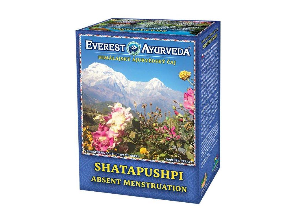 Everest Ayurveda himalájsky bylinný čaj SHATAPUSHPI