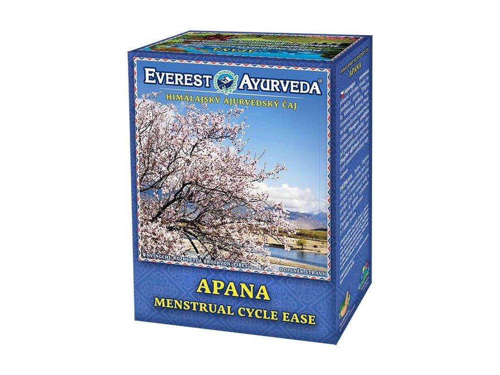 Everest Ayurveda himalájsky bylinný čaj APANA