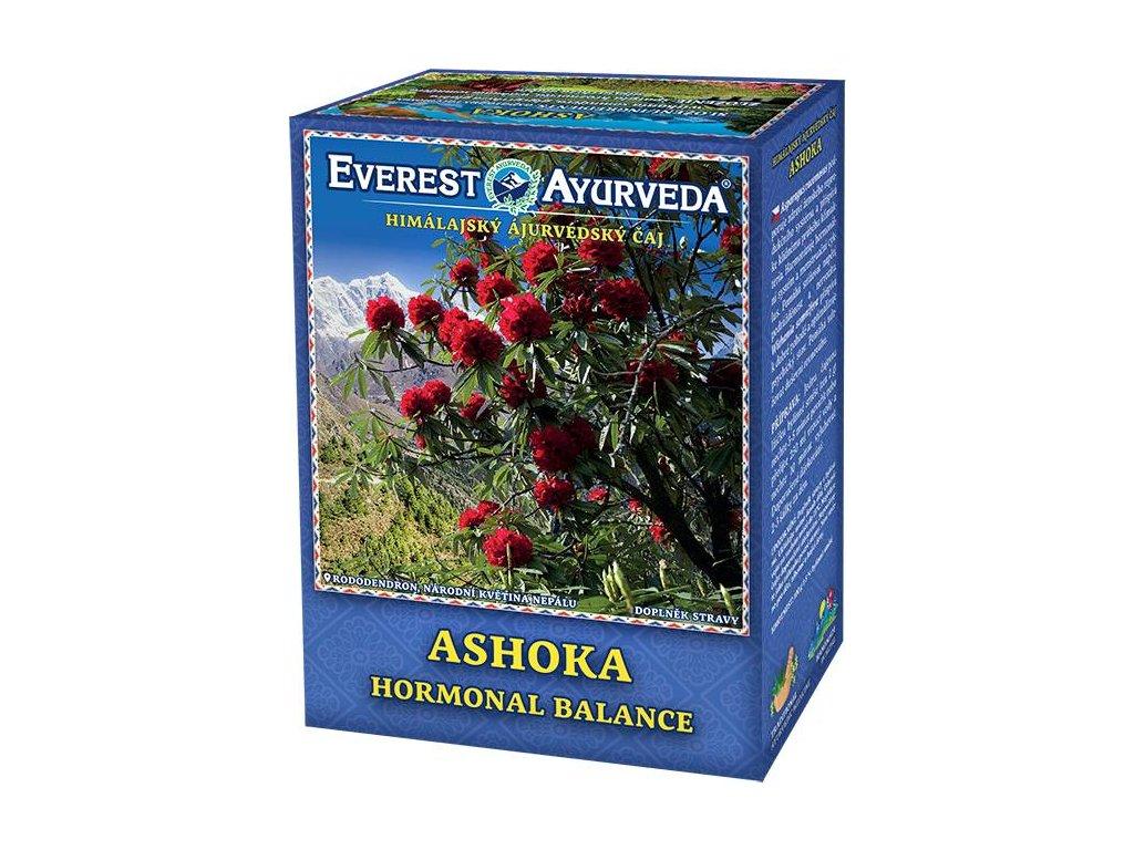 Everest Ayurveda himalájsky bylinný čaj ASHOKA