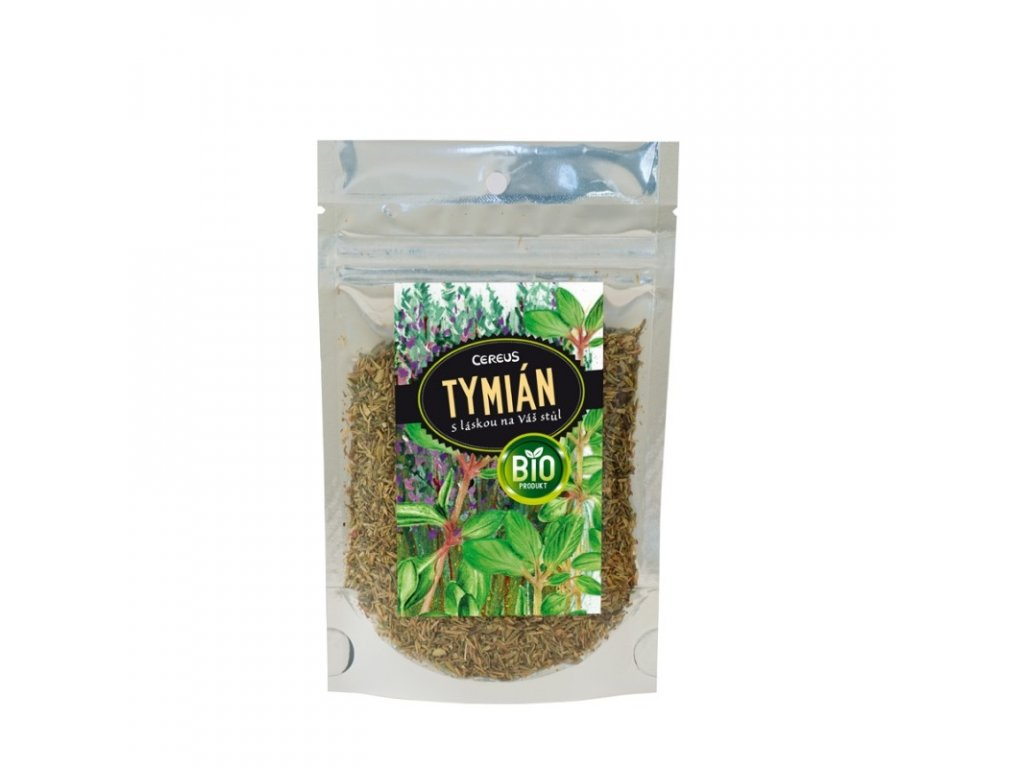 6591 cereus tymian drhnutie bio