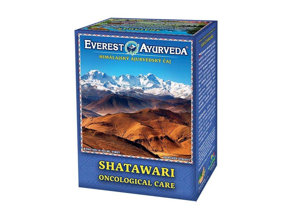 Everest Ayurveda himalájsky bylinný čaj SHATAWARI