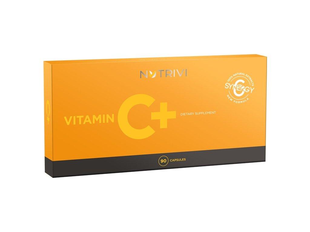 WellU NUTRIVI Vitamín C +