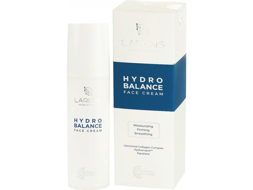 WellU LARENS Hydro Balance Face Cream