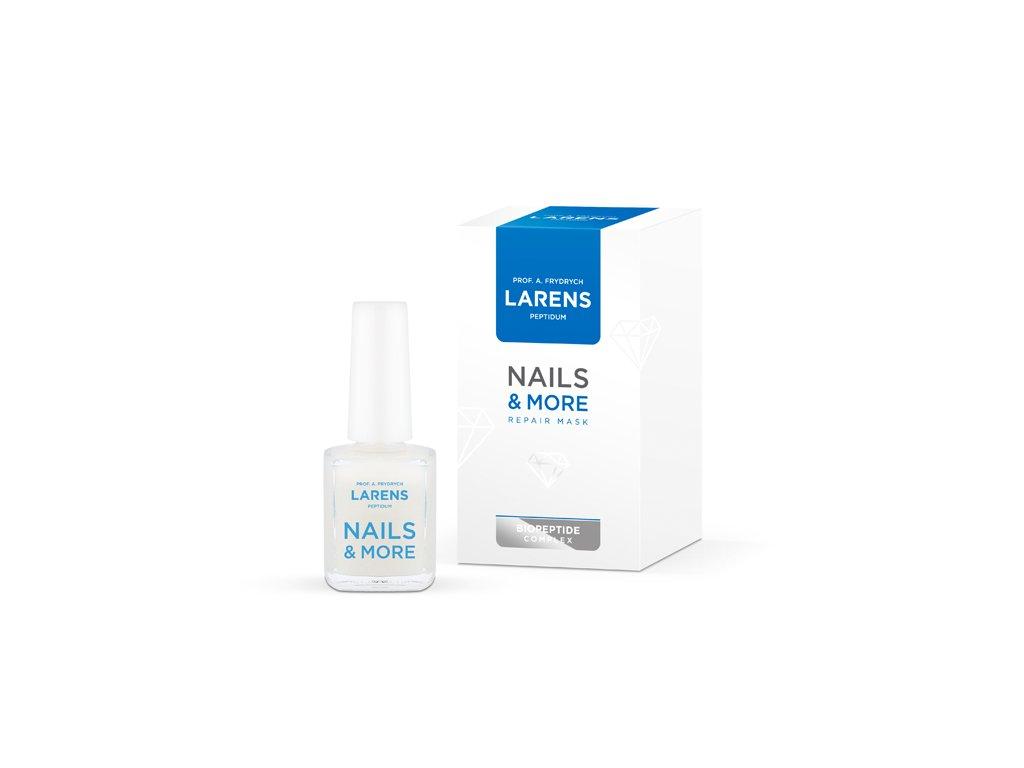 WellU LARENS Nails & More Repair Mask