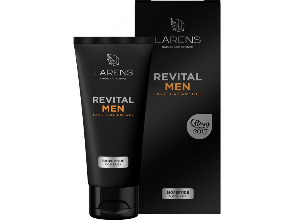 WellU LARENS Revital Men Face Cream gél