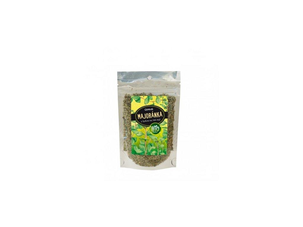 7191 cereus Majorán drhnutie bio