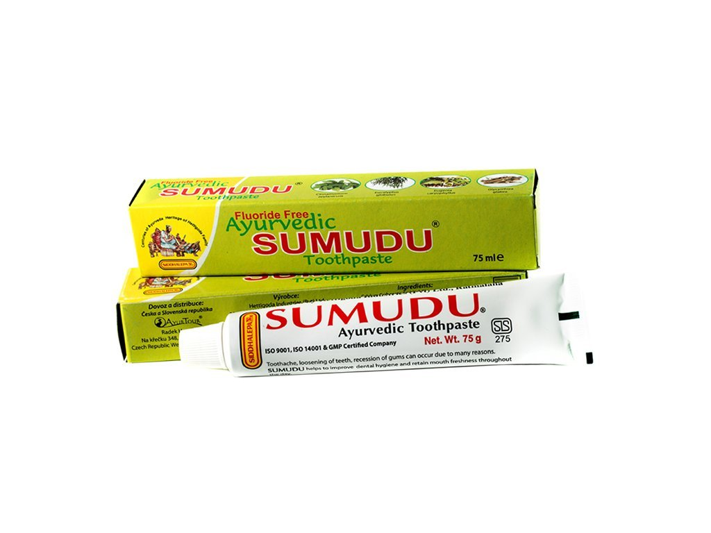 Siddhalepa Zubná pasta Sumudu