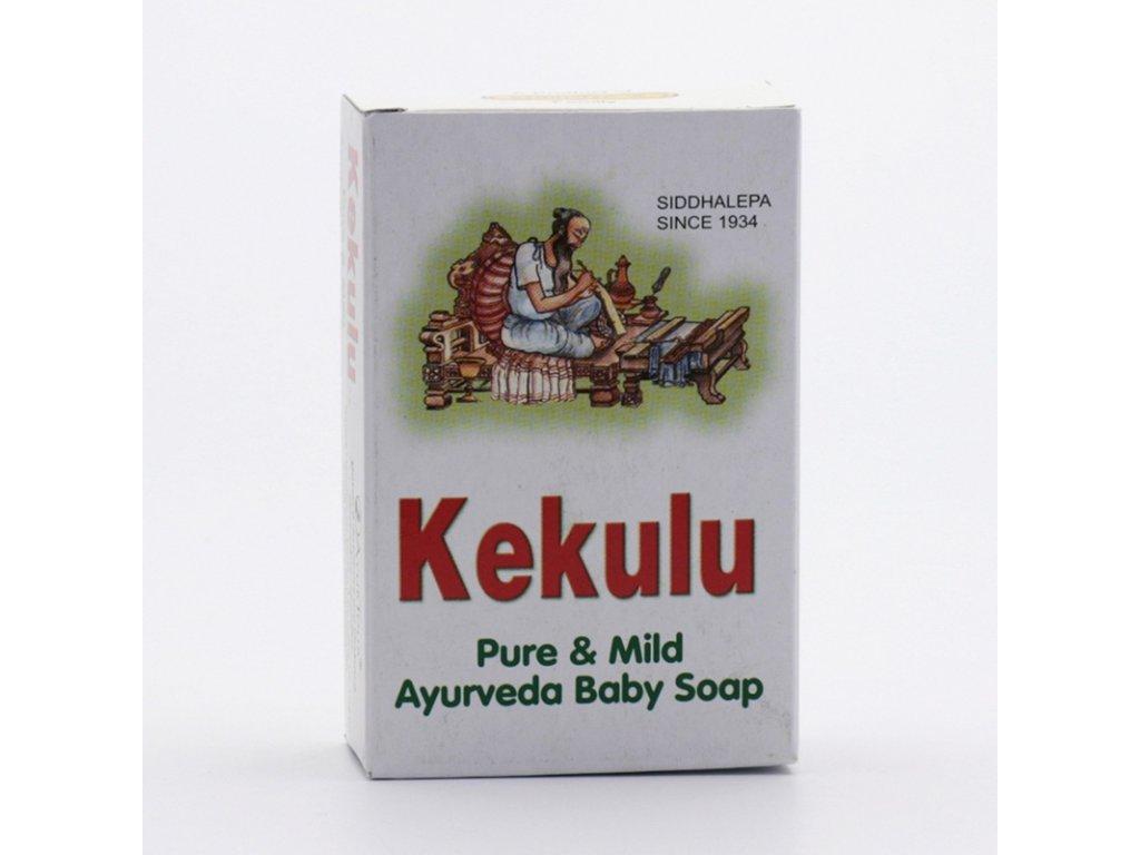 7326 Siddhalepa mydlo ayurvédskej detske Kekulu 70 g