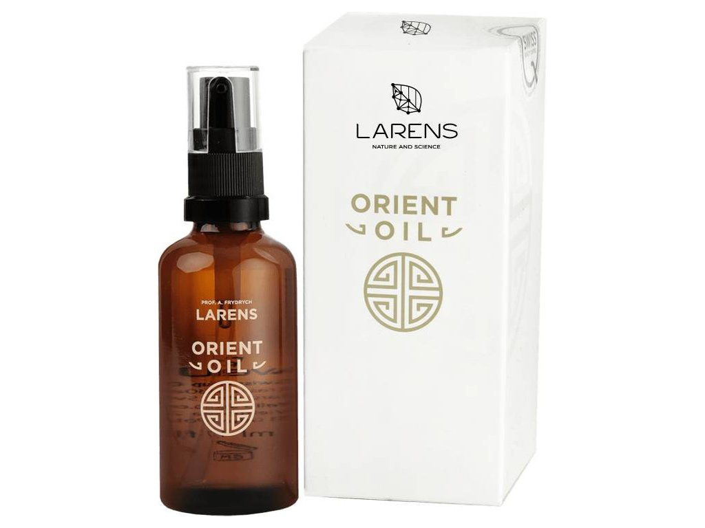 WellU LARENS Orient oil