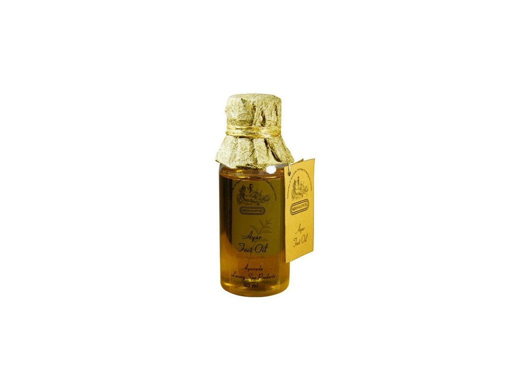 7653 Siddhalepa Ayur foot oil 60 ml