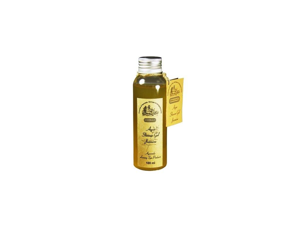 7680 Siddhalepa Ayur sprchovy gel jasmine