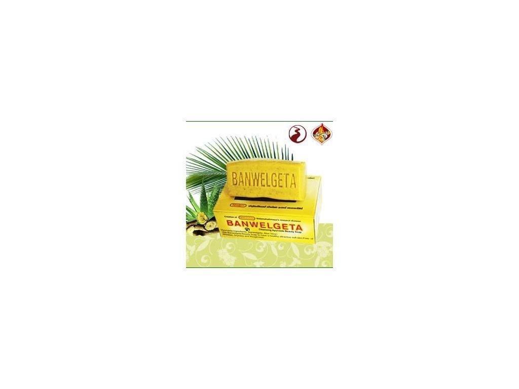 7698 Siddhalepa mydlo peelingové banwelgeta 65 g