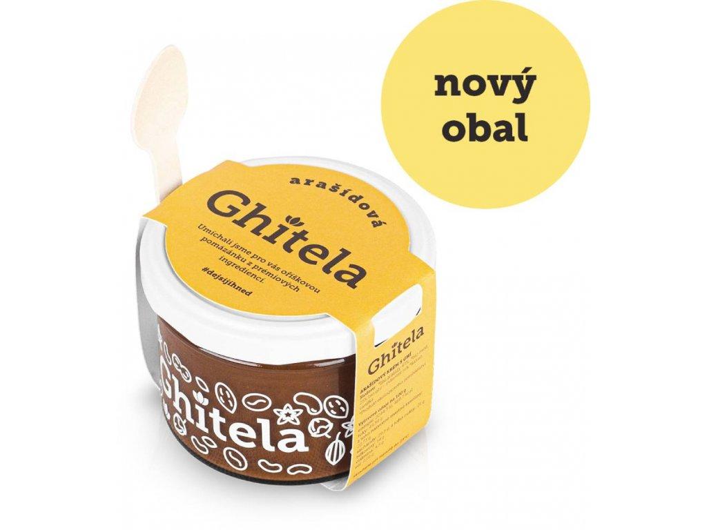 České Ghíčko ghítela® arašidová