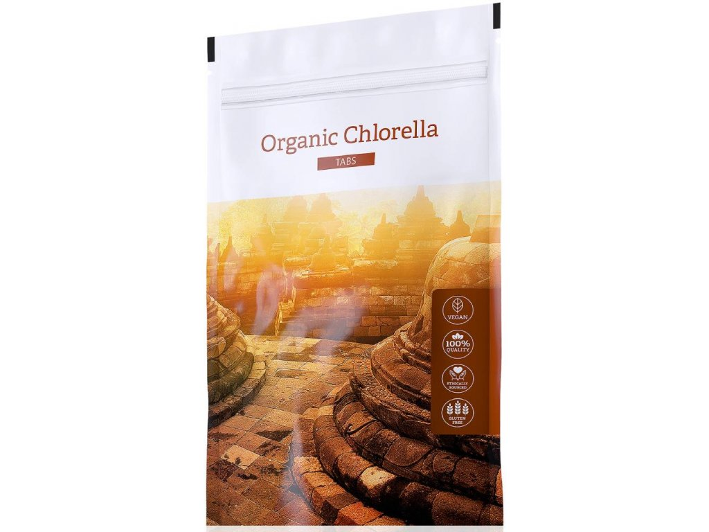 ENERGY Organic Chlorella