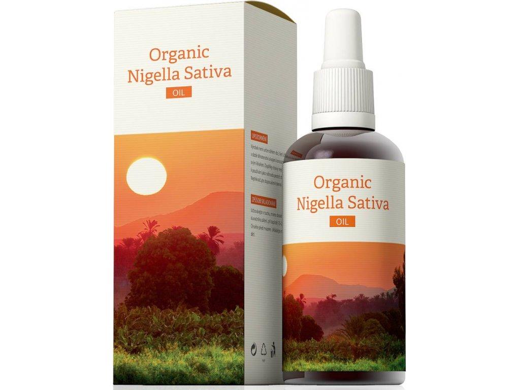 ENERGY Organic Nigella Sativa oil