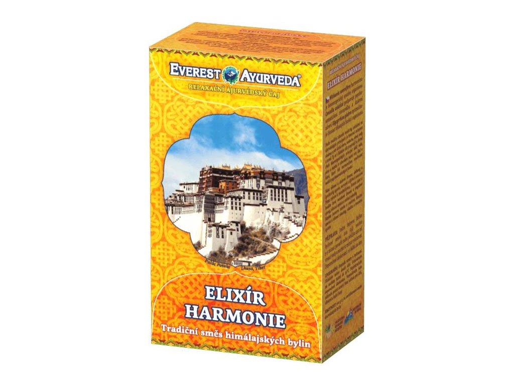 Everest Ayurveda Relaxačný ajurvédsky čaj ELIXÍR HARMÓNIE