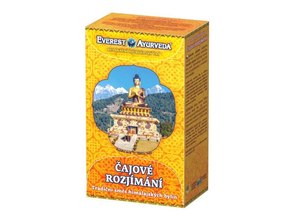 Everest Ayurveda Relaxačný ajurvédsky čaj ČAJOVÉ rozjímanie