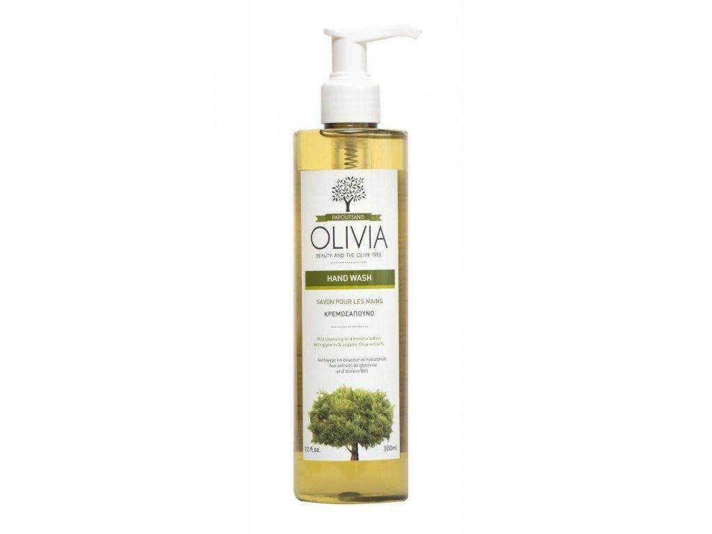 OLIVIA Prírodné Olivové tekuté mydlo
