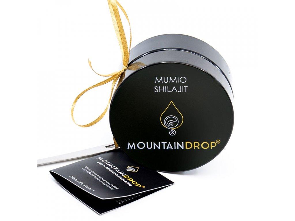 MOUNTAINDROP mumio