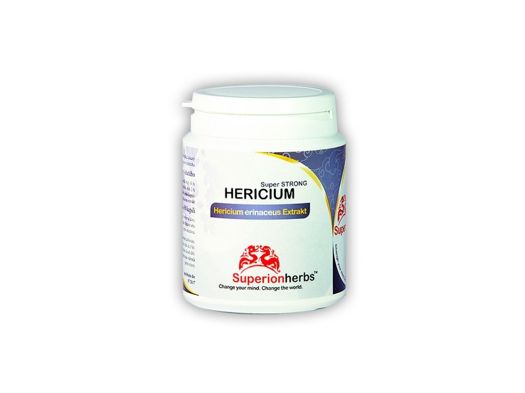 SUPERIONHERBS Hericium