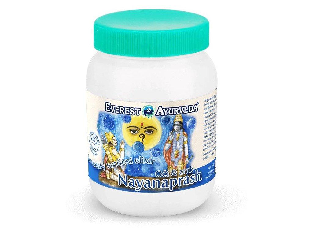 Everest Ayurveda nutričný elixír NAYANAPRASH