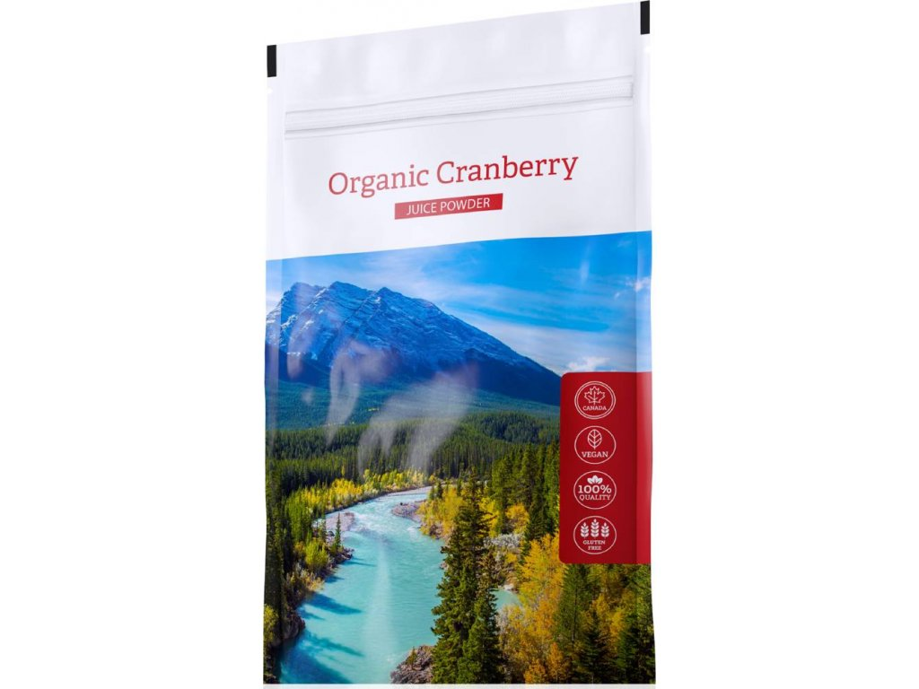 ENERGY ORGANIC CRANBERRY JUICE POWDER