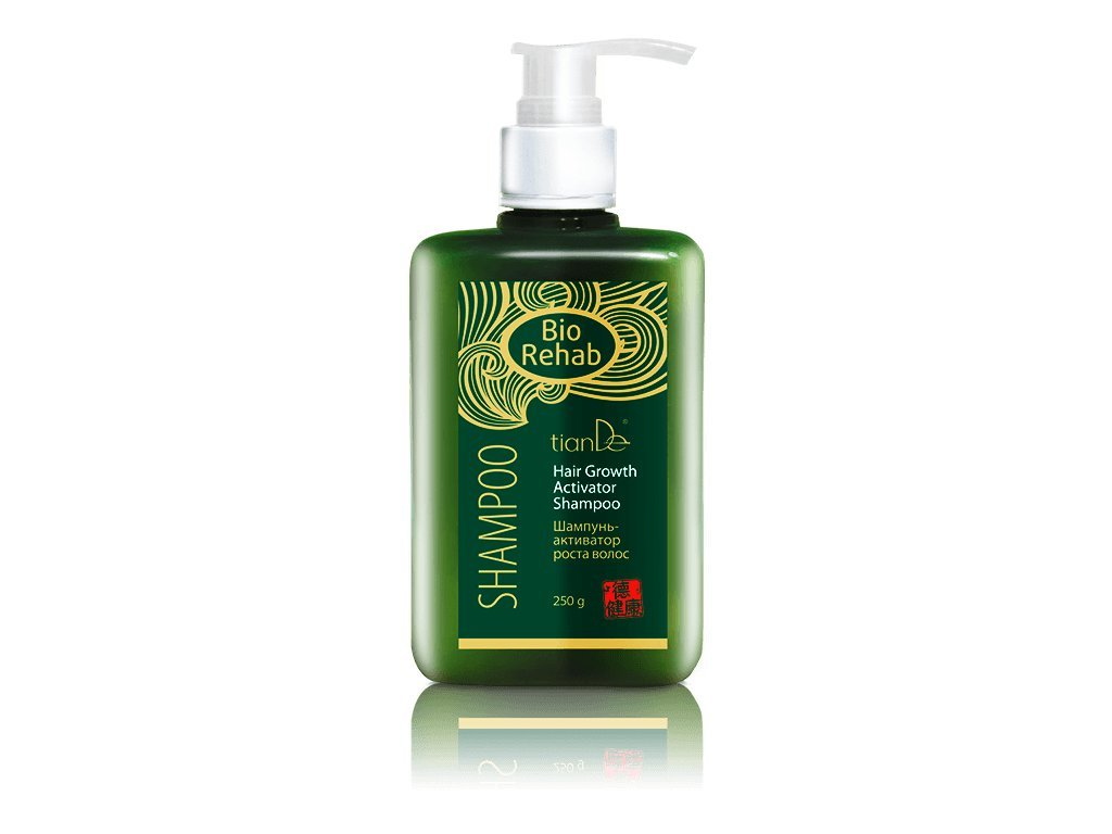 TianDe BIO REHAB - Šampón na rast vlasov