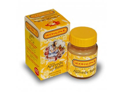 Siddhalepa Herbal Balm
