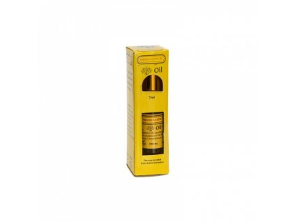 Siddhalepa bylinný olej Herbal Oil