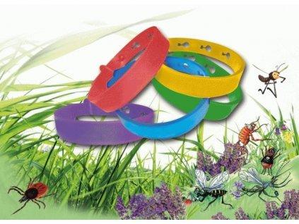 Hanna Maria Repelentný náramok proti komárom a kliešťom (hmyzu)