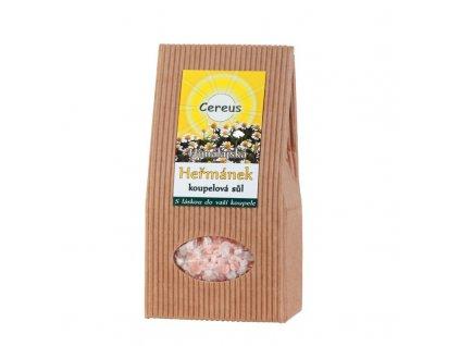 6297 cereus kúpeľová soľ rumanček pravý