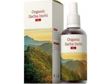 ENERGY Organic Sacha Inch oil